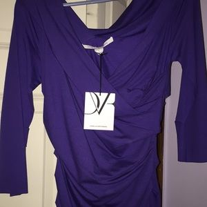 Diane von Fustenberg body-con dress